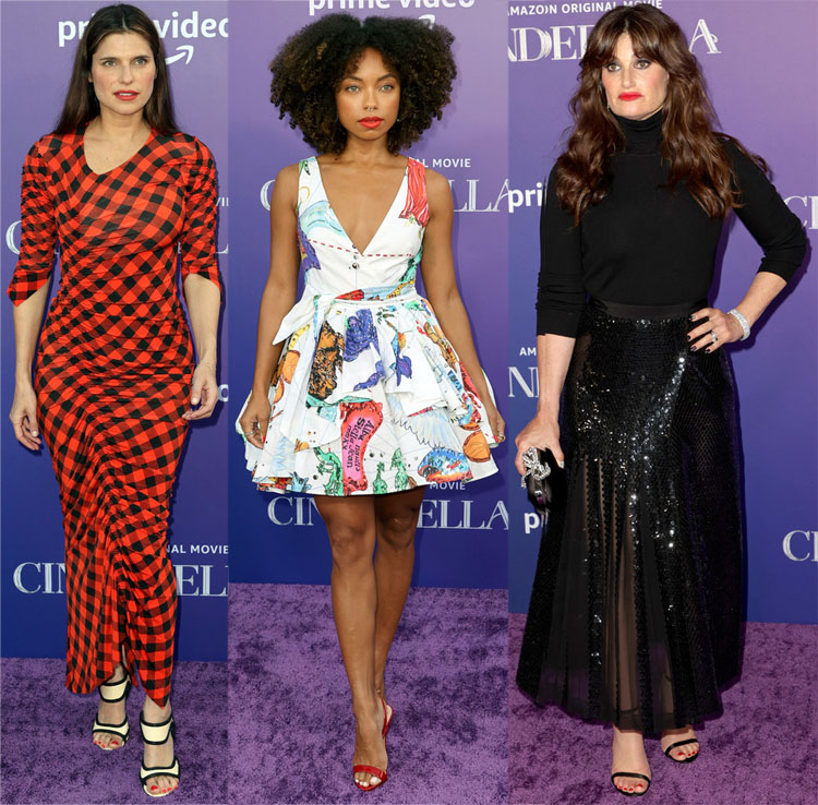 'Cinderella' LA Premiere Red Carpet Roundup