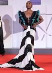Cynthia Erivo Wore Gucci To 'The Last Duel' Venice Film Festival Premiere