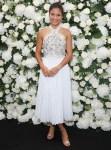 Emma Raducanu Celebrates Becoming A Tiffany & Co. Ambassador Wearing Erdem