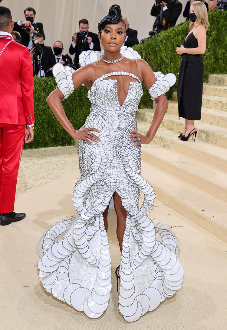 IrisVanHerpen Haute Couture @ The 2021 Met  Gala