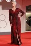 Jamie Lee Curtis Wore Dolce & Gabbana To The 'Halloween Kills' Venice Film Festival Premiere