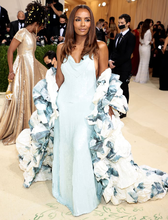 Janet Mock in Valentino Haute Couture