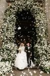 Jasmine Tookes Weds Juan David Borrero In Zuhair Murad