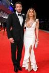 Jennifer Lopez Wore Georges Hobeika To 'The Last Duel' Venice Film Festival Premiere