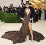Jennifer Lopez Wore Ralph Lauren To The 2021 Met Gala