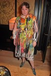 Lena Dunham Wore Christopher Kane To The Perfect Magazine and NoMad London Fashion Week Party