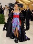 Naomi Osaka Wore Louis Vuitton To The 2021 Met Gala