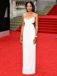 Naomie Harris Wore Michael Kors Collection To The 'No Time To Die' World Premiere