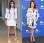 Penelope Cruz Wore Chanel & Chanel Haute Couture For The 'Madres Paralelas' Venice Film Festival Photocall & Premiere