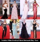 Who Was Your Best Dressed On Day Two Of The Venice Film Festival?
