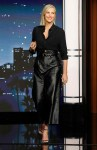 Charlize Theron Wore Celine On Jimmy Kimmel Live!