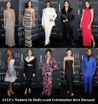 Who Was Your Best Dressed At ELLE's Women In Hollywood Celebration?