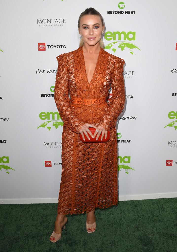 Julianne Hough Wore Aliétte To The Environmental Media Association Awards Gala