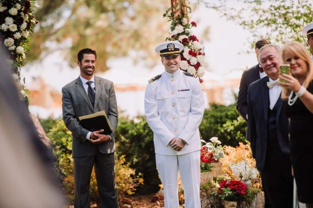 Tahoe Navy Wedding 4