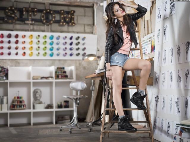 Selena Gomez Photoshoots Babe Beautiful Posing Hot Celebrity High