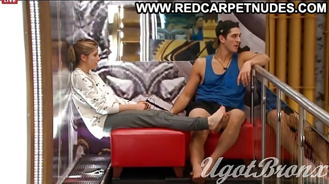 Tv Show Big Brother Reality Feet Tv Show Famous Canada Celebrity