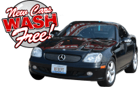 New Cars Wash Free | Red Carpet Car Wash