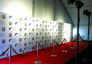 Velvet ropes Velvet rope rentals Event rental Los Angeles