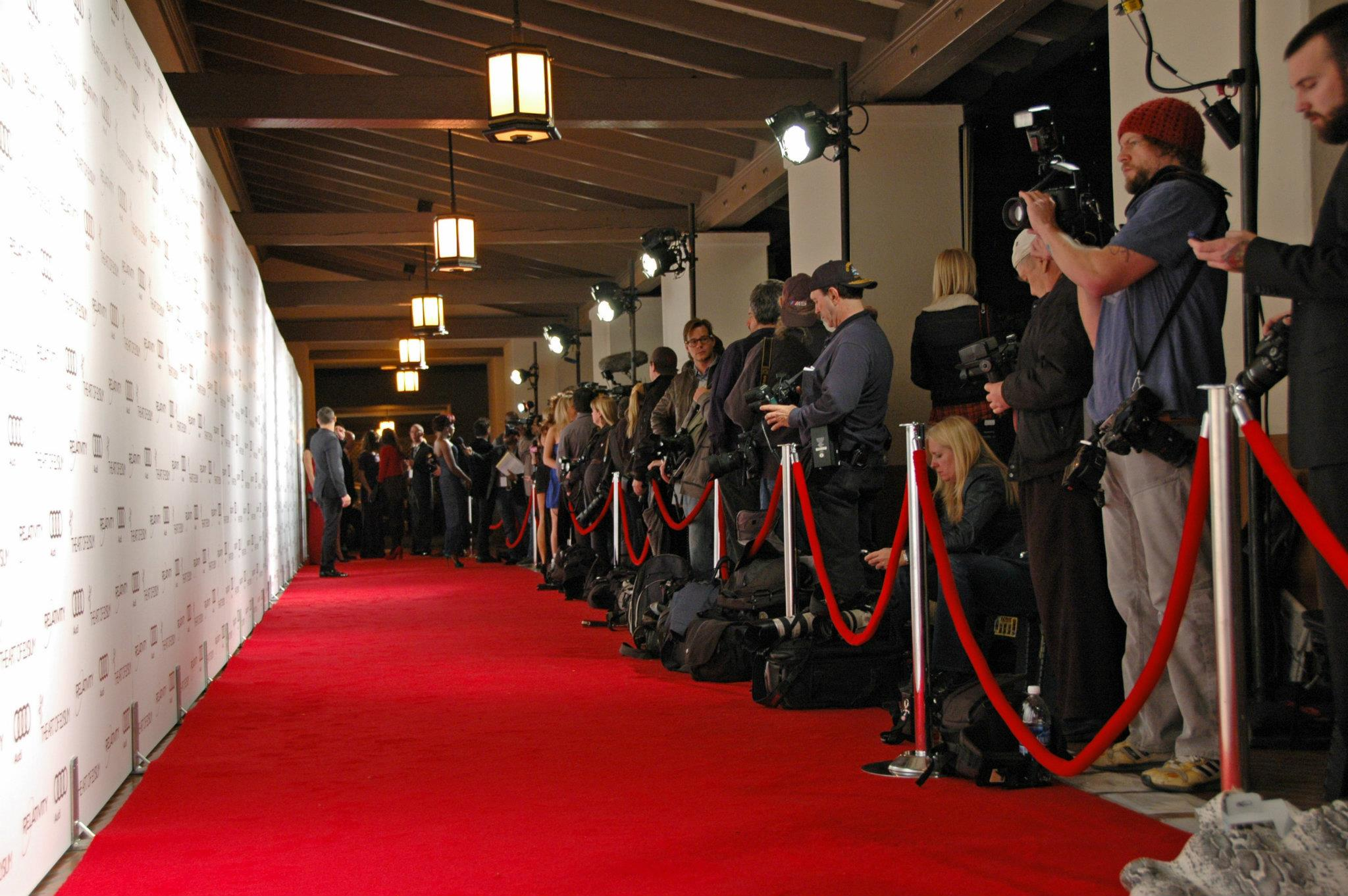 Prestige Event Production Package  Red Carpet Systems