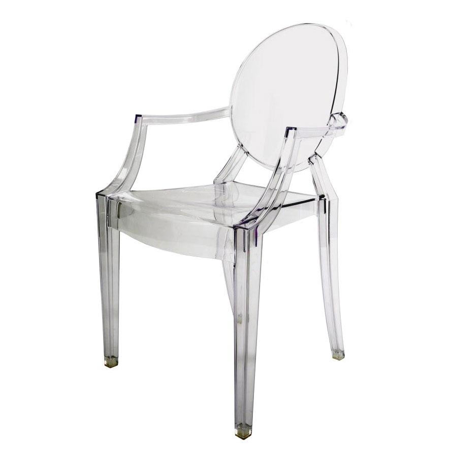 ghost chair rental office support cushion for los angeles events event furniture