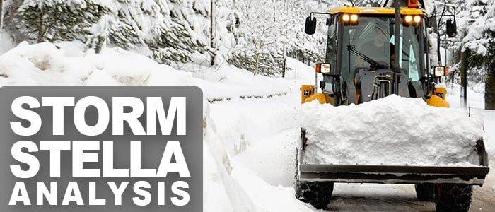 Winter Storm Stella Aftermath: Tree Hazard Analysis