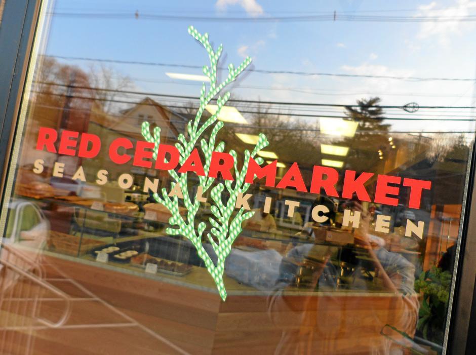 red cedar market