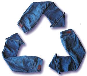 Reciclaje de ropa y textiles