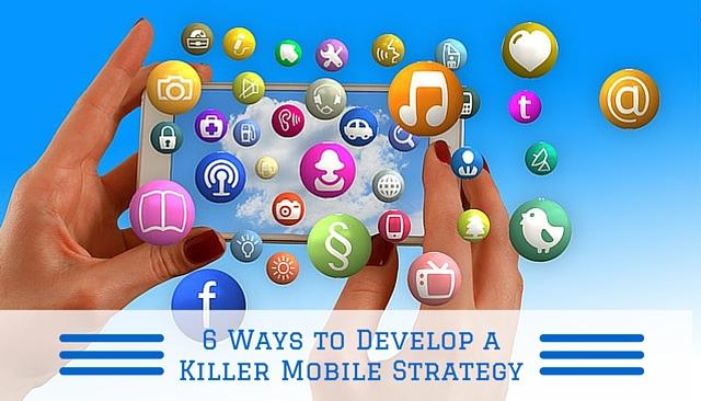 Killer Mobile Strategy