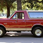 Eye Candy The Eddie Bauer Ford Bronco Red Clay Soul