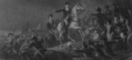 Washington's army making their escape