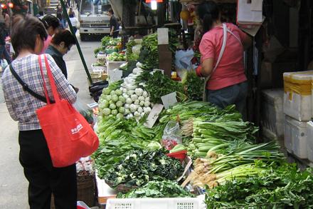 Produce Market