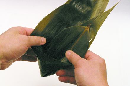 Wrapping Zongzi 1