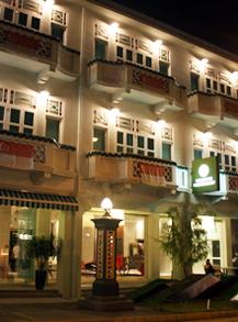 Majestic Hotel by Night