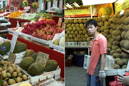 Fruit Stores in Geylang Singapore