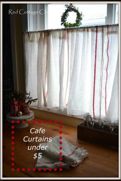 Ikea Dishtowel Hack