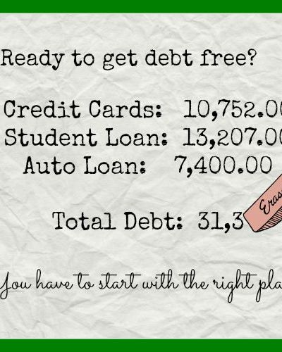 Ready to be Debt Free?