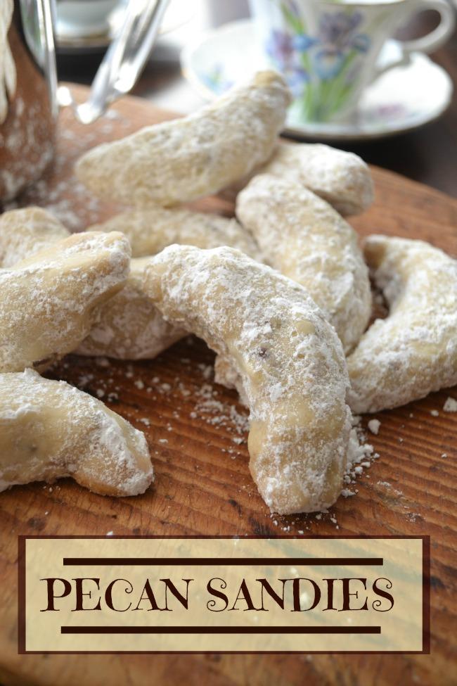 Pecan Sandies recipe