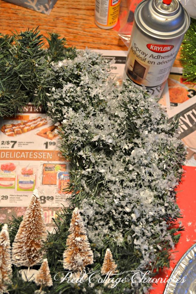 An easy DIY wreath to last the winter season