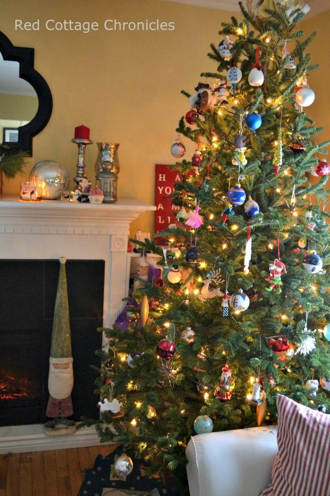 Christmas Tree Link Up