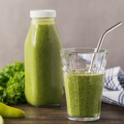 Who Knew A Green Smoothie Could Taste So Good?!