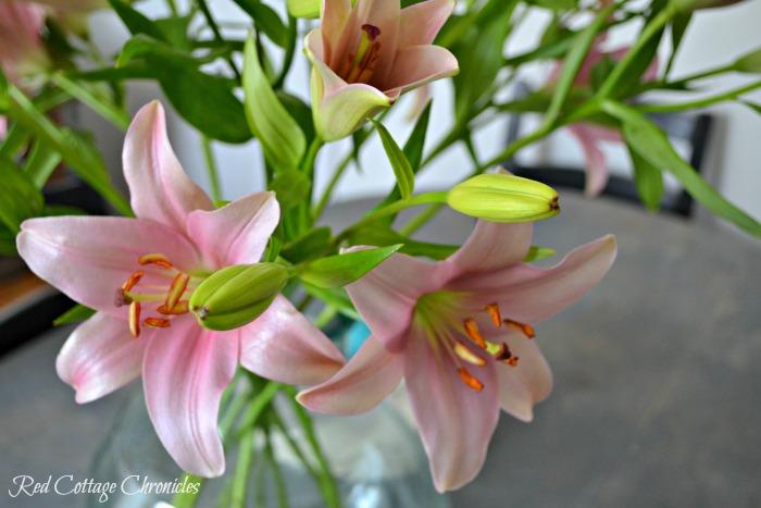 Market Flowers Monday