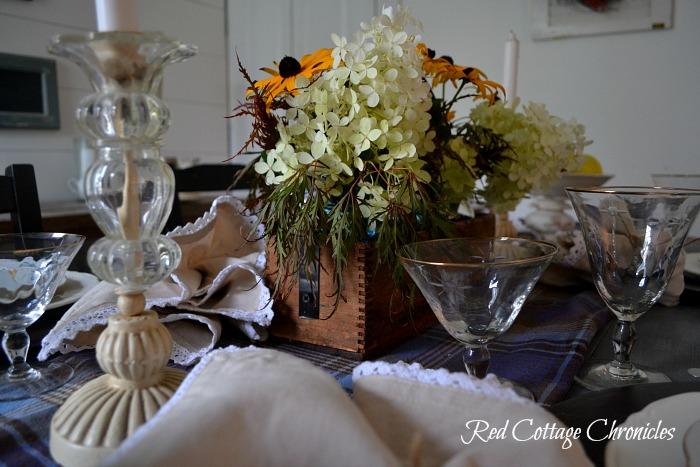 Autumn Tablescape Ideas