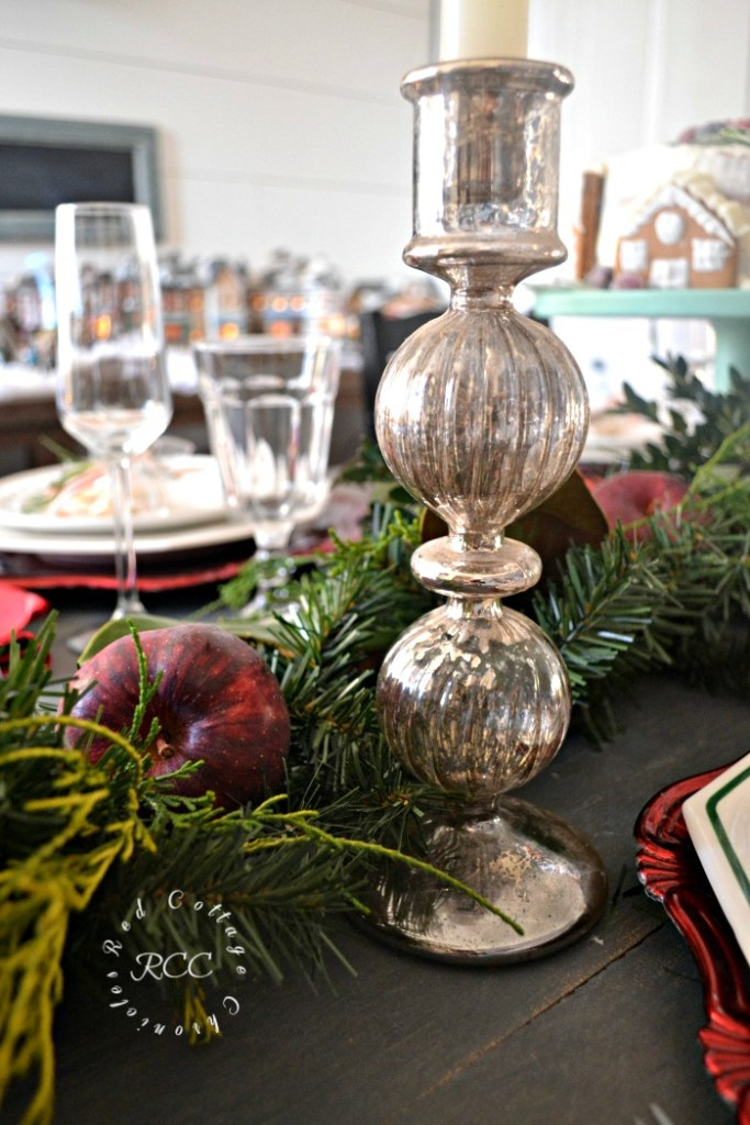 Christmas Tablescape Ideas Red Cottage Chronicles