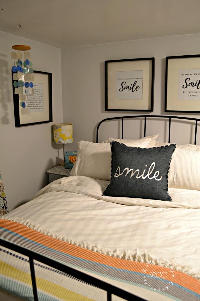 One Room Challenge Bedroom Reveal