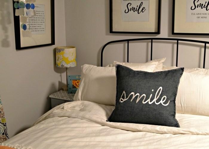 One Room Challenge Basement Bedroom Reveal