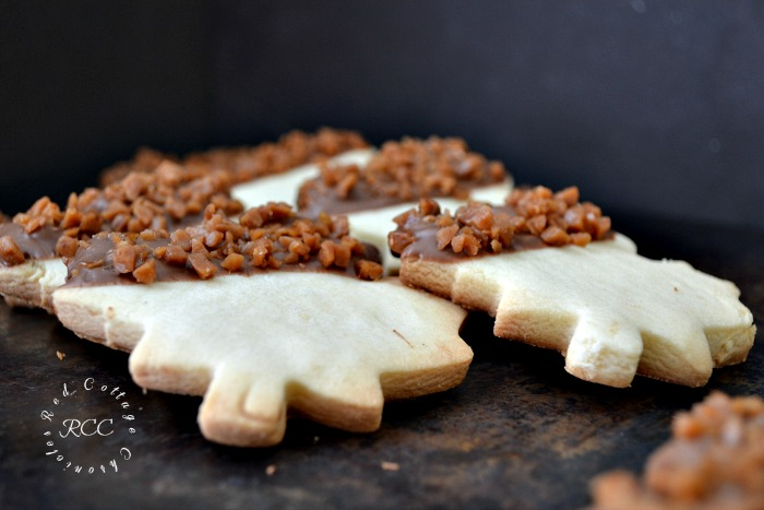 Skor Shortbread Cookie