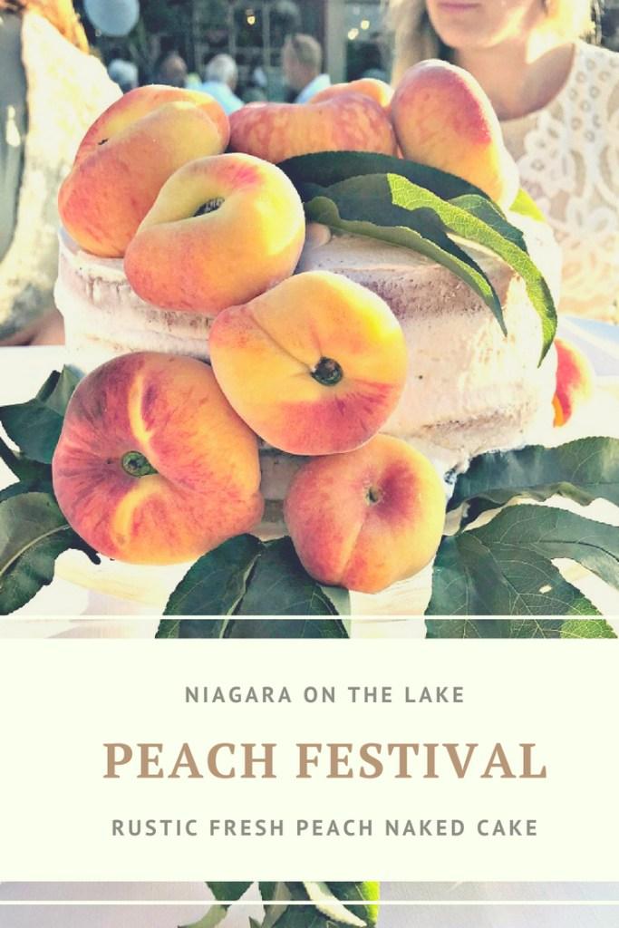 Niagara On The Lake Peach Festival