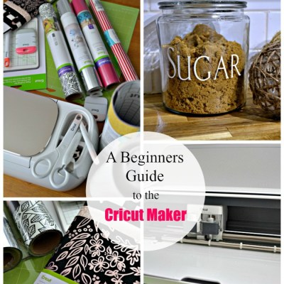 A Beginner's Guide to the Cricut Maker