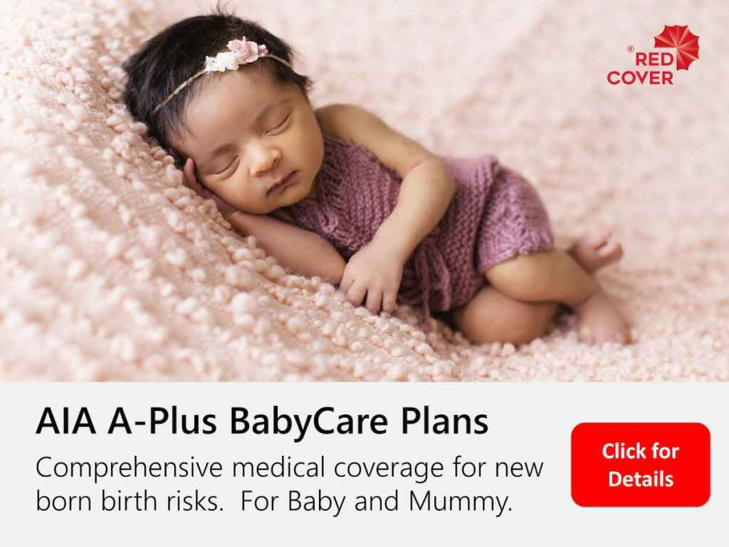 AIA BabyCare Plans