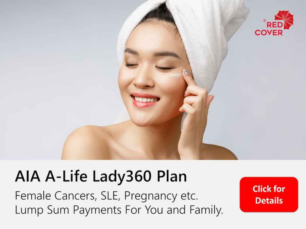 AIA A-Life Lady360 Plan